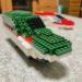 【プラレール対応】ダイソープチブロックアレンジでE5系新幹線はやぶさをつくってみた【作り方掲載】